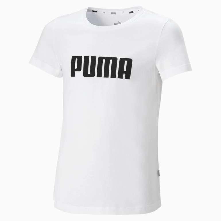 Puma Essentials Mädchen T-Shirt für 7,46€ inkl. Versand (statt 15€)