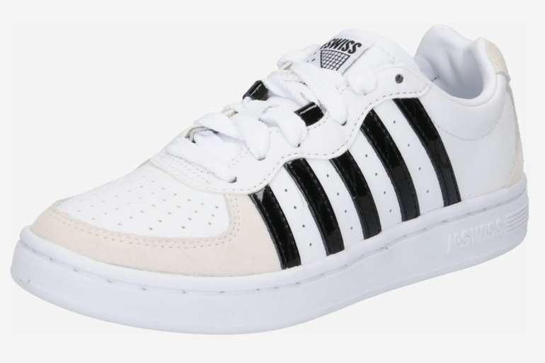 "K-Swiss Damen Sneaker ""Westcourt"" in Weiß für 20,90€inkl. Versand (statt 70€)"