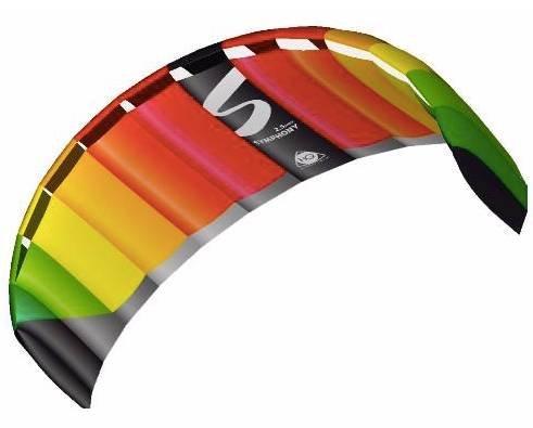 Symphony Pro 2.5 Rainbow Lenkmatte bzw. Lenkdrache für 59,19€ (statt 73€)