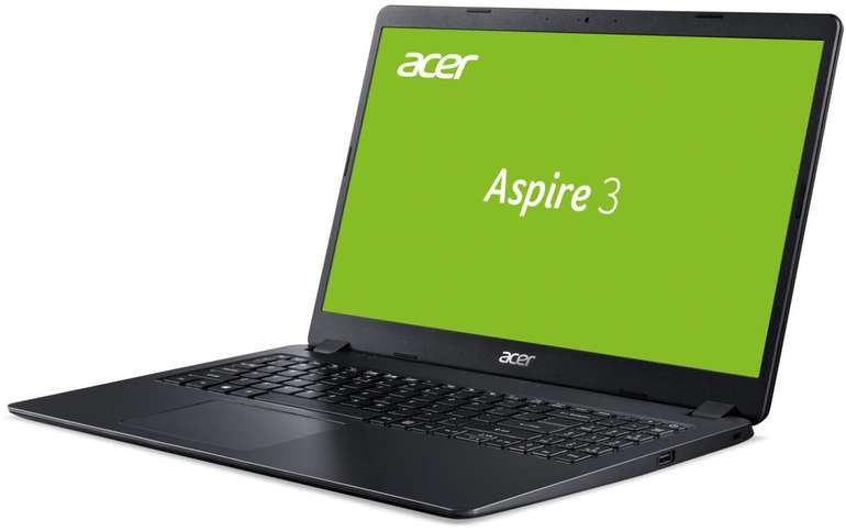 "Acer Aspire 3 (A315-54K-33QM) - 15,6"" Notebook mit i3, 8 GB RAM, 512 GB SSD für 299€ inkl. Versand (statt 399€)"