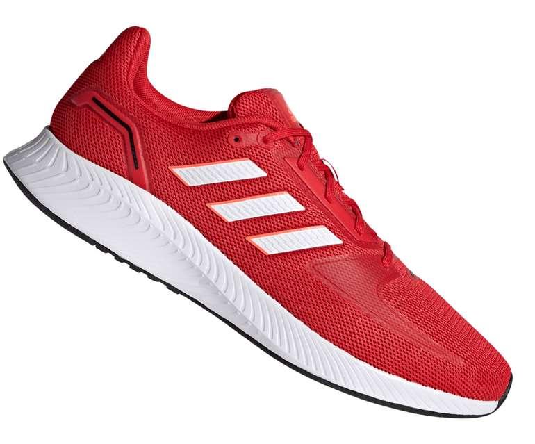 Adidas Schuh Runfalcon 2.0 rot/weiß für 32,95€inkl. Versand (statt 46€)