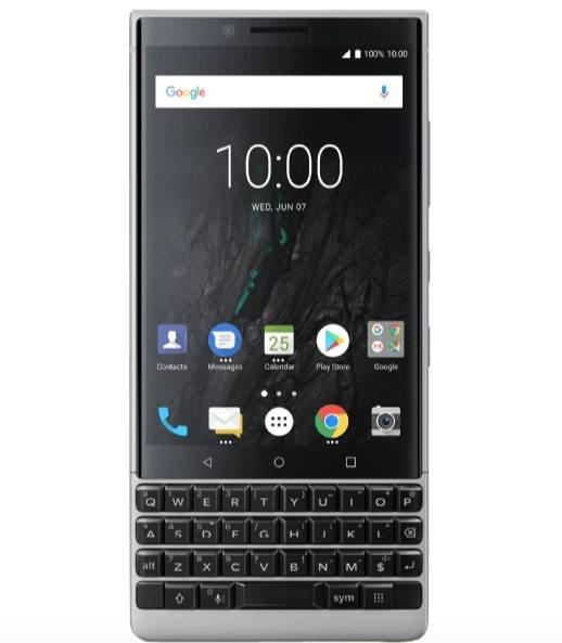 Saturn Smartphone Purzel Preise: BLACKBERRY KEYone Black Edition für 285€