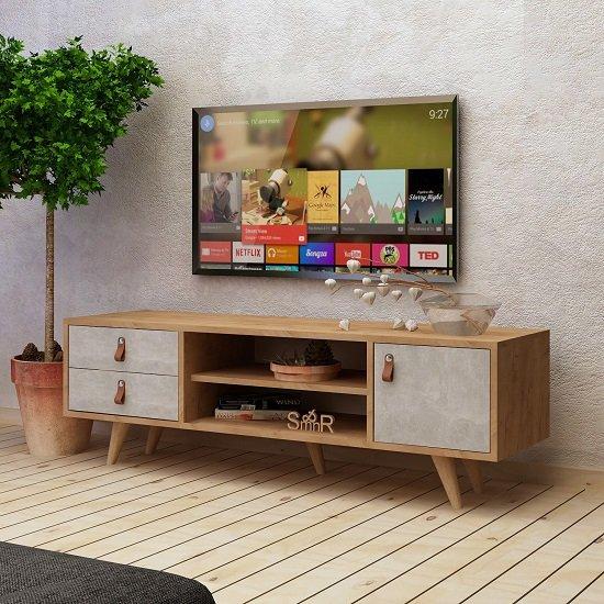 Woodenart Sale bis zu -51% Rabatt, z.B. TV-Möbel Seva für nur 159,99€ zzgl. Versand