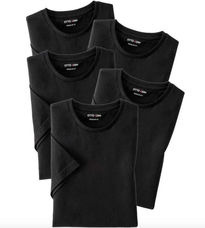 5er Pack Otto Kern T-Shirts mit Rundhals oder V-Neck für 29,99€ inkl. Versand (statt 46€)
