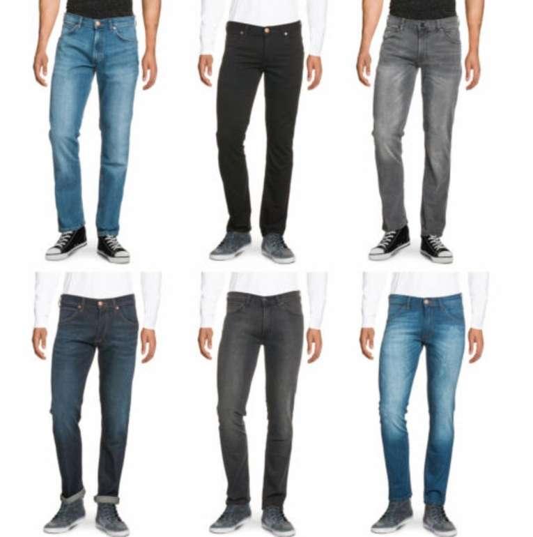 """Doppelpack Wrangler Jeans """"5 Pocket"""" für 47,98€ inkl. Versand (statt 64€)"""