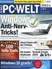 Bis zu 4 Ausgaben PC Welt Plus für 23,10€ + 23,10€ Verrechnungsscheck