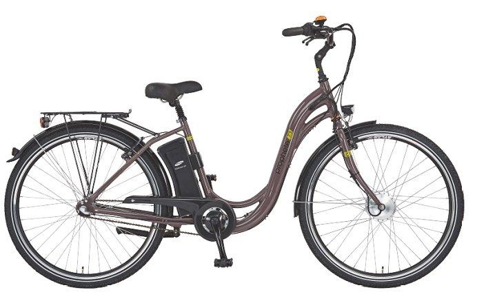 PROPHETE Alu-City NAVIGATOR 7.3 Citybike (28cm / 262 Wh) für 777€ (Statt: 889€)