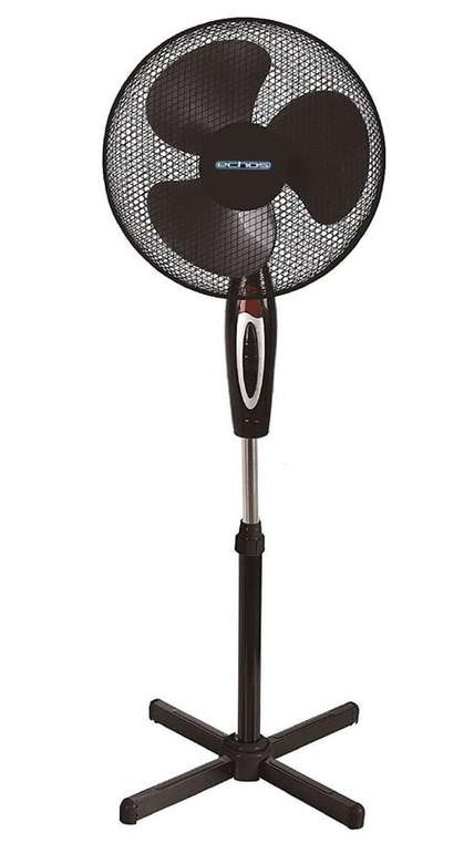 Echos Standventilator (Ø 41 cm, 40 Watt) für 19,99€ inkl. Versand (statt 25€)