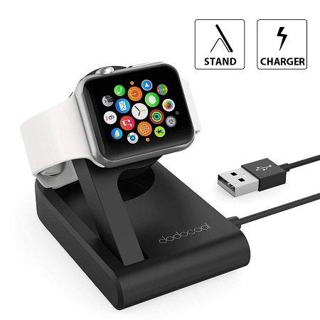 dodocool Apple Watch Ladegerät (MFi Zertifiziert) + Magnetischer Ständer 19,99€