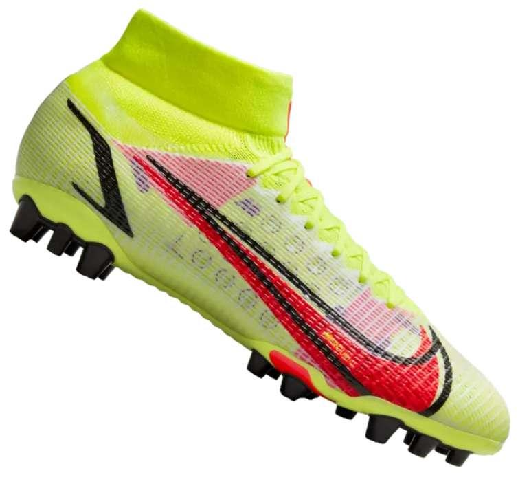 Geomix Fußballschuhe Sale mit bis zu -30% Rabatt - z.B Nike Mercurial Superfly VIII für 104,95€ (statt 120€)