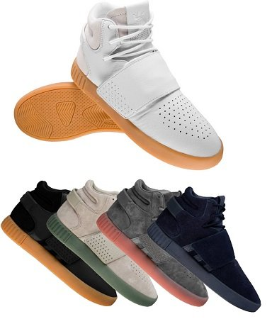 Adidas Originals Tubular Invader Strap Herren Sneaker für…