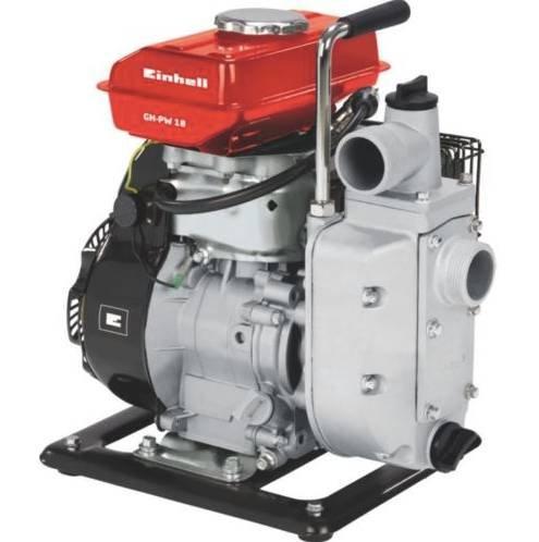 Einhell GH-PW 18 – 4 Takt Benzin Wasserpumpe für 144,99€ (statt 158€)