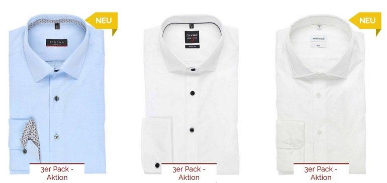 Hemden.de 3er Pack Hemden 2