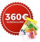 5GB Vodafone LTE Flat + 180€ Cash effektiv 9,99€ oder 12GB + 360€ Cash zu 14,99€