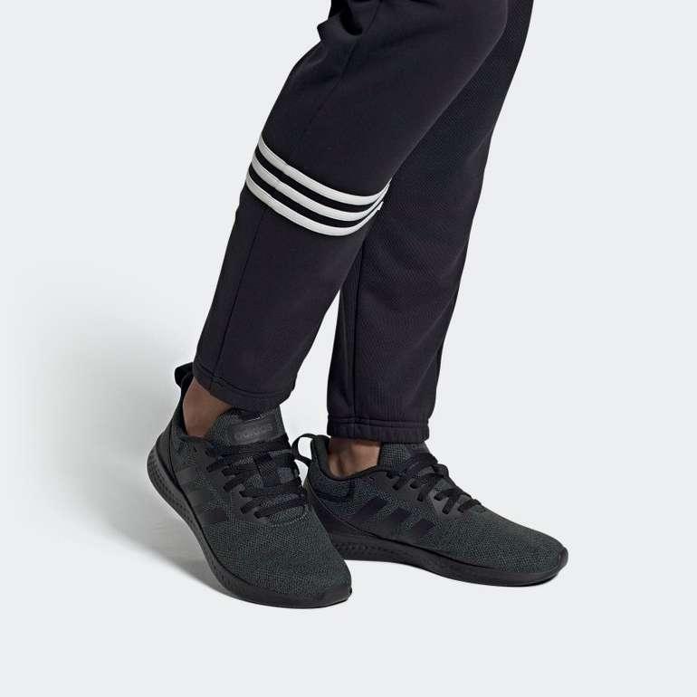 Adidas Laufschuh Puremotion in schwarz/dunkelgrau für 38,95€ inkl. Versand (statt 52€)