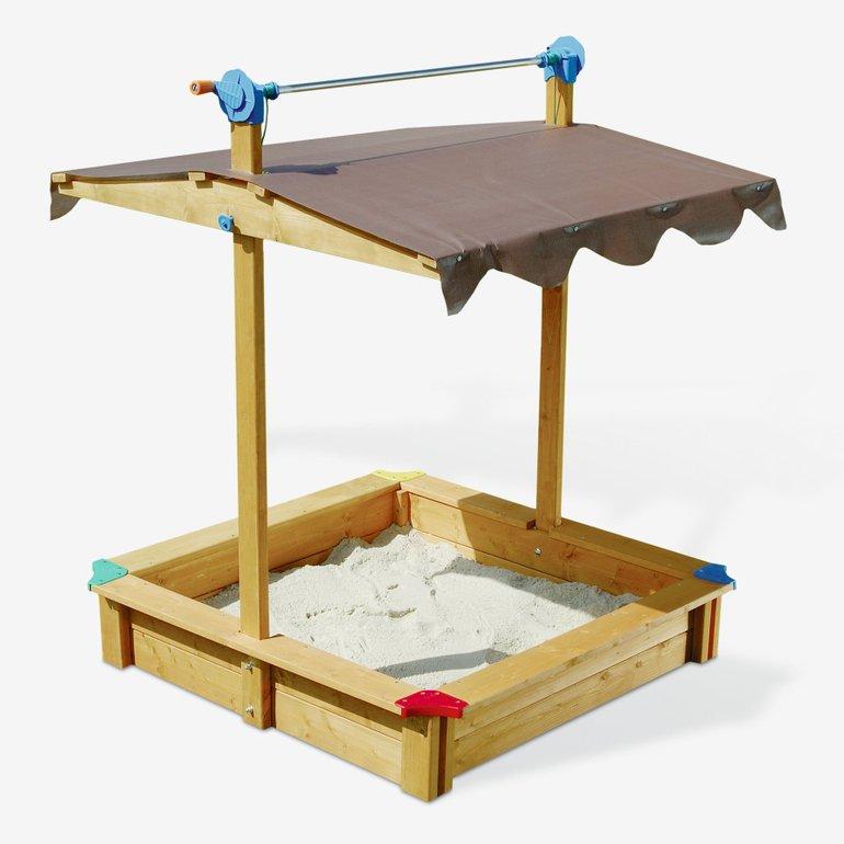 """Sandkasten """"Felix"""" für den eigenen Garten für 24,99€ (statt 45€)"""