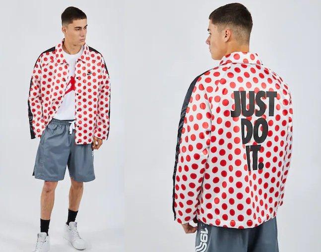 Nike Just Do It Herren Jacke 2