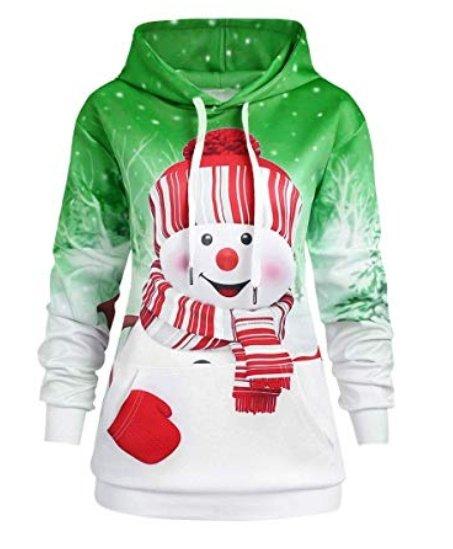 Neeky Weihnachtspullover in versch. Ausführungen für je 9€ inkl. VSK
