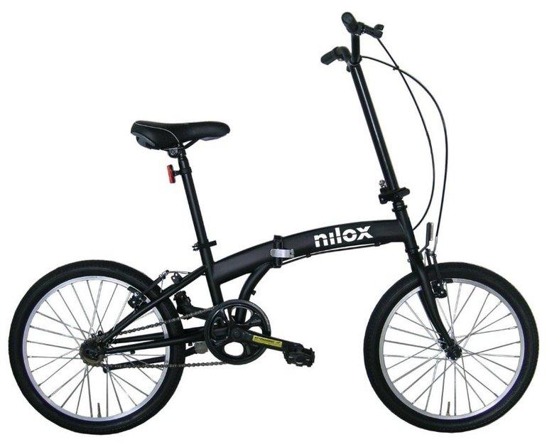 """Nilox Klapprad X0 (20"""", Felgenbremse, Schwarz) für 144,99€ inkl. Versand"""
