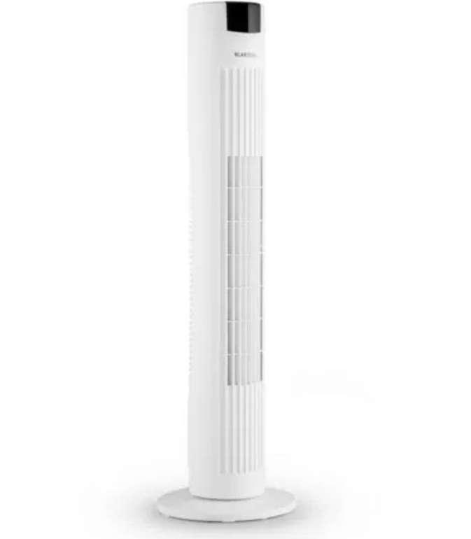 Klarstein Skyscraper 2G Turmventilator (40W, Aroma Touch, Fernbedienung) für 39,99€ (statt 59€)