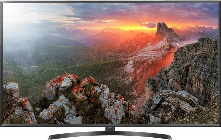 LG 55UK6470PLC – 55 Zoll 4K Fernseher für 499€ inkl. Versand (statt 605€)