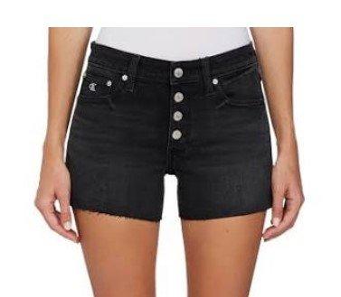 Calvin Klein Jeans Mid Rise Jeansshorts mit Stretch-Anteil für 31,49€ (statt 38€)
