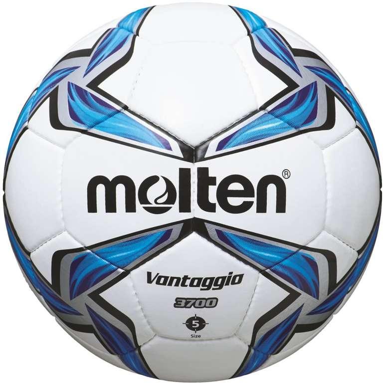 Kleiner Molten Fußball Sale bei SportSpar: z.B Molten Fußball Wettspielball für 11,72€ (statt 16€)