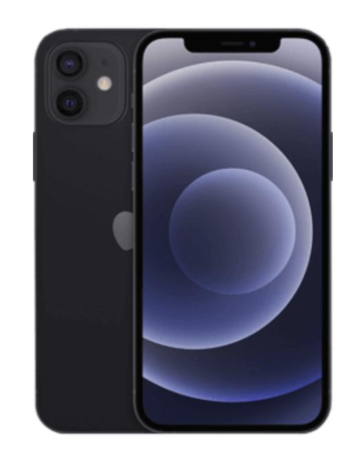 Apple iPhone 12 64 GB (119€) + o2 Free L Allnet Flat mit 60 GB für 34,99€ mtl.