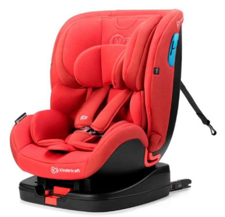 Kinderkraft Vado Red Kindersitz (Geburt bis ca. 7 Jahre bzw. 0-25 kg) für 122,84€ inkl. Versand