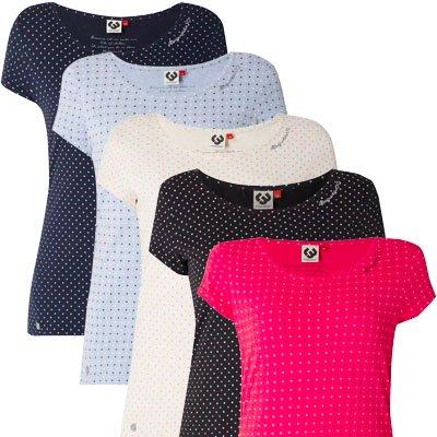 Ragwear Mint Dots T-Shirt in 5 Farben je 19,99€ inkl. Versand (statt 27€)