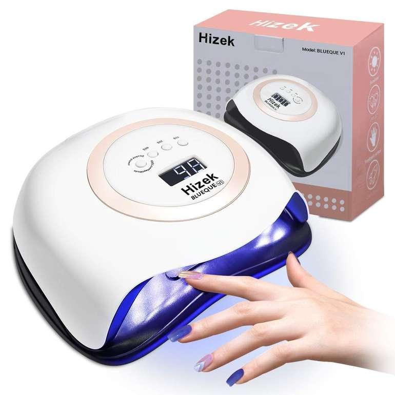 Hizek 120W UV LED Nageltrockner für 10,01€ inkl. Prime Versand (statt 17€)