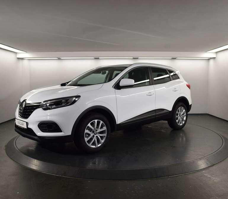 Gewerbeleasing: Renault Kadjar TCe mit 140 PS für 75,62€ netto mtl. (LF: 0.27, Überführung: 899€)
