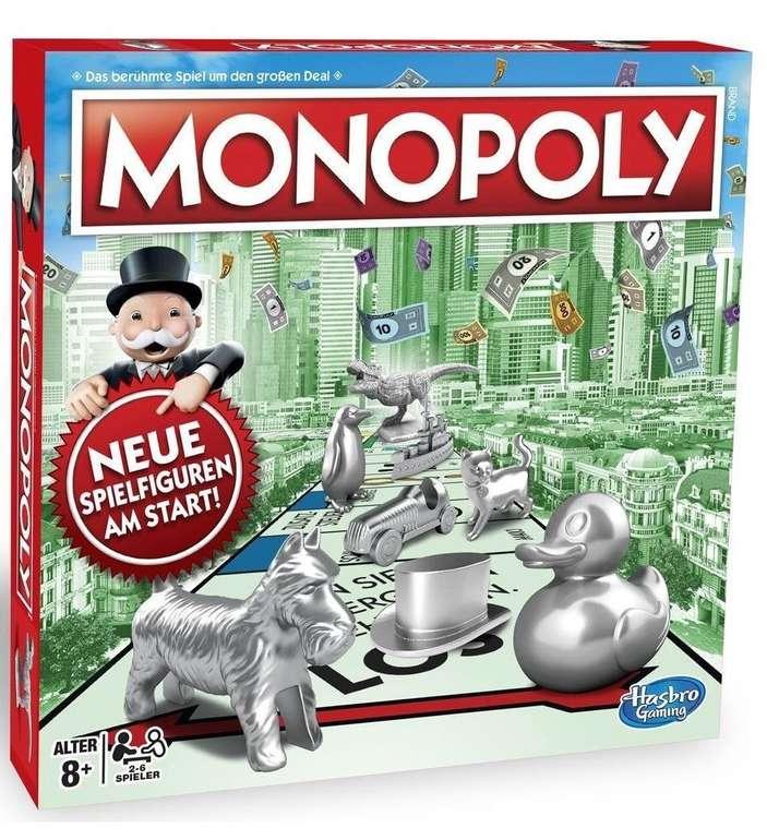 Hasbro Monopoly Classic für 14,99€ inklusive Versand (statt 23€) - Prime!