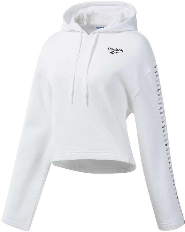 Reebok Classics Vector Hoodie (Weiß, Schwarz, Grün) für 29,98€ inkl. Versand (statt 39€)
