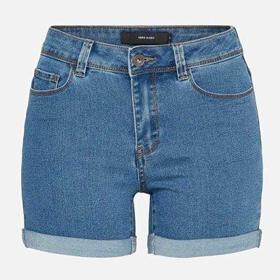 Vero Moda Damen Shorts 'VMHOT SEVEN' für 11,61€ inkl. Versand (statt 13€)