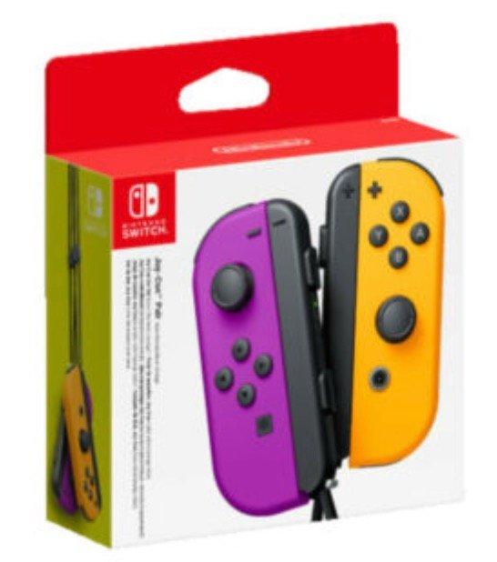 2er Set Nintendo Switch Joy-Con Controller in zwei Farben für je 57,18€ inkl. Versand (statt 63€)