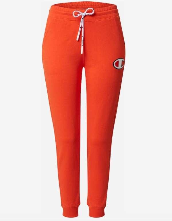 "Champion Authentic Athletic Apparel Hose ""Rib Cuff Pants"" in rot für 22,45€ (statt 46€) - nur in XS und M!"