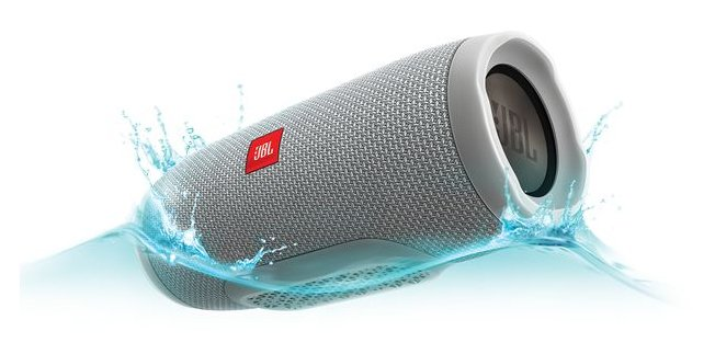 JBL Charge 3 - Tragbarer Bluetooth-Lautsprecher für 99€ als B-Ware (statt 118€)