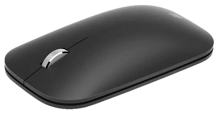 Microsoft KTF-00002 Mobile Maus in Schwarz für 21,99€inkl. Versand (statt 28€)