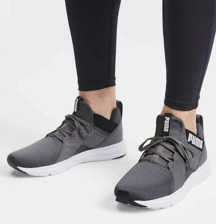 Puma Herren Sneaker 'Enzo Sport' in grau für 31,85€ inkl. Versand (statt 50€)