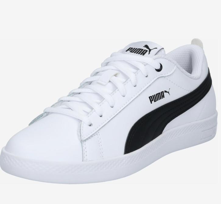 Puma Smash v2 Leder Damen Sneaker in 2 Farben für 27,96€ inkl. Versand (statt 35€)