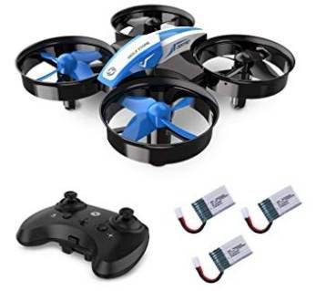 Holy Stone HS210 - Mini RC Drohne mit 3 Akkus für 21,34€ inkl. VSK (statt 33€)