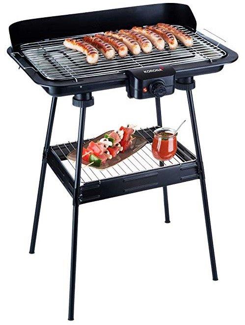 Korona Barbecue XXL-Standgrill (2in1-Tischgrill) für 39,90€ inkl. Versand