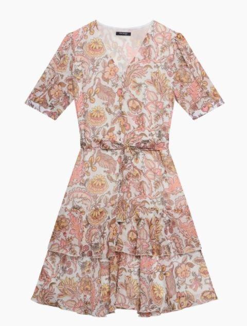 Orsay: 40% Rabatt auf Kleider - z.B. Midikleid mit Blumen für 28,94€ inkl. Versand (statt 40€)