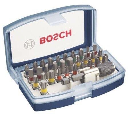 Bosch Professional 32tlg. Schrauberbit Set für 7,99€ inkl. Prime Versand (statt 13€)