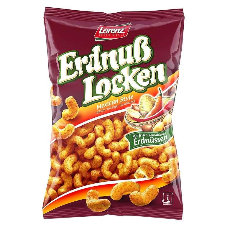 9er Pack 200g Lorenz Snack World ErdnußLocken Mexican Style für 1,99€ (Prime)