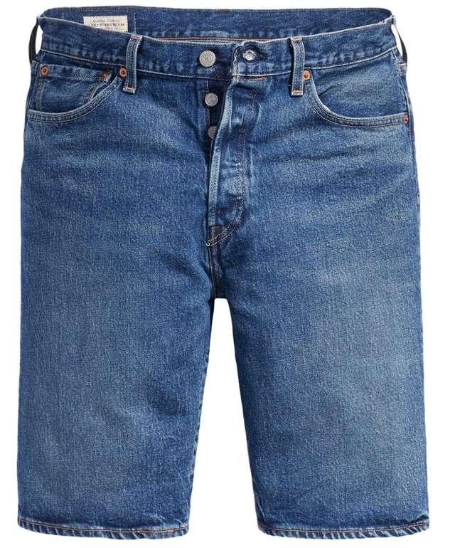 Levis Herren Jeans Short 501 Hemmed für 32,95€ inkl. Versand (statt 40€)