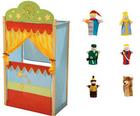 Roba Kaspertheater mit 6 Kasperfiguren für 39,99€ inkl. Versand (statt 61€)