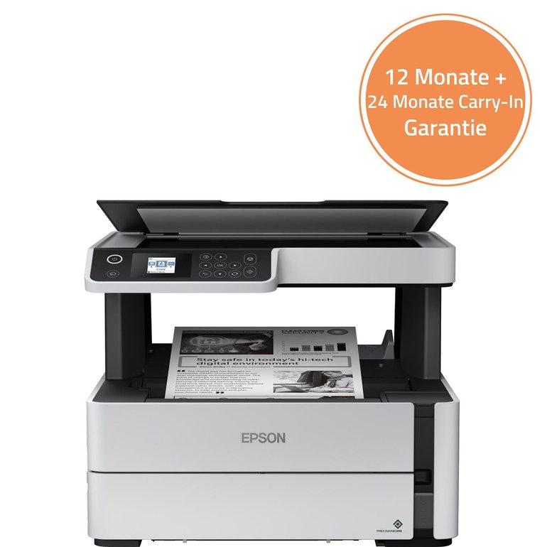 Epson EcoTank ET-M2140 - S/W Tintenstrahl-Multifunktionsgerät für 231€