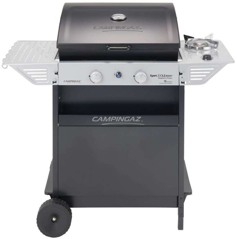 Campingaz Lavastein-Gasgrill Xpert 200 LS Rocky für 119€ inkl. Versand (statt 160€)